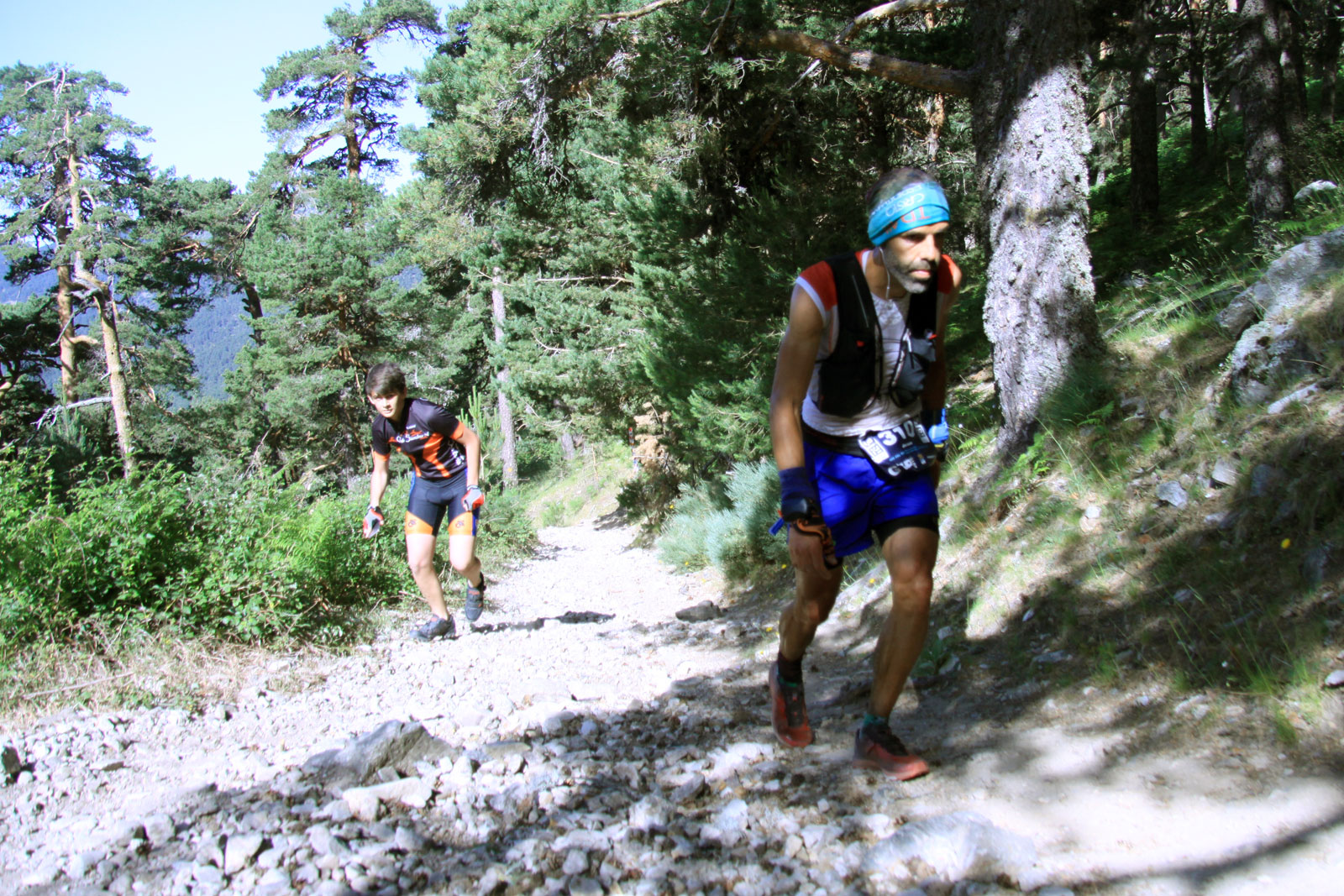Campeonato de Madrid de Ultra Trail